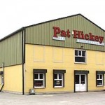 Pat Hickey TTS Shop & Warehouse in Limerick