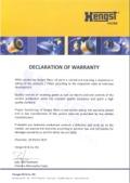 Pat-Hickey-TTS-Hengst-Warranty-Declaration